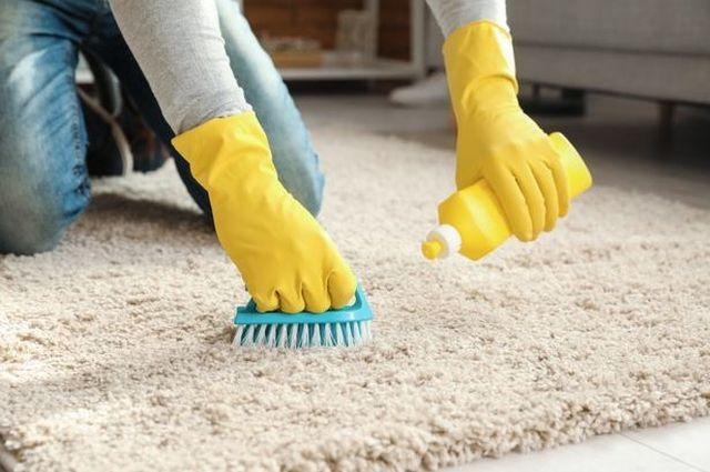 proszek do prania dywanow